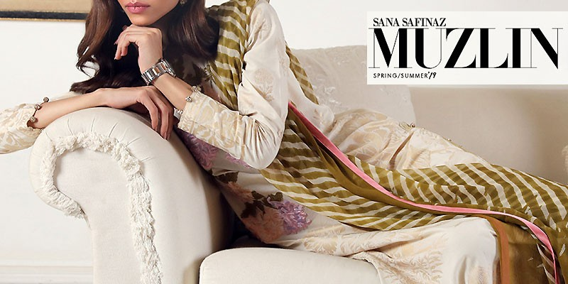 Sana Safinaz Muzlin Collection 2020 Vol-01