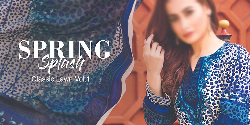Star Classic Lawn Collection 2019 VOL-1