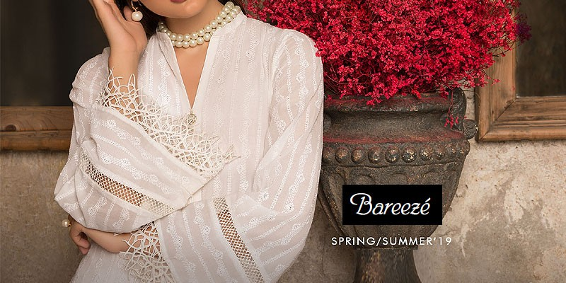 Bareeze Summer Spring Collection 2019