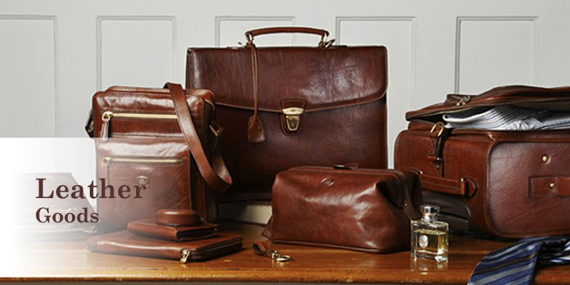 Men's Luxury Leather Goods in Pakistan