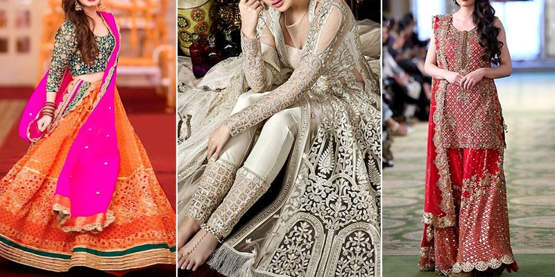Tips for Buying Pakistani Fancy Dresses for Weddings