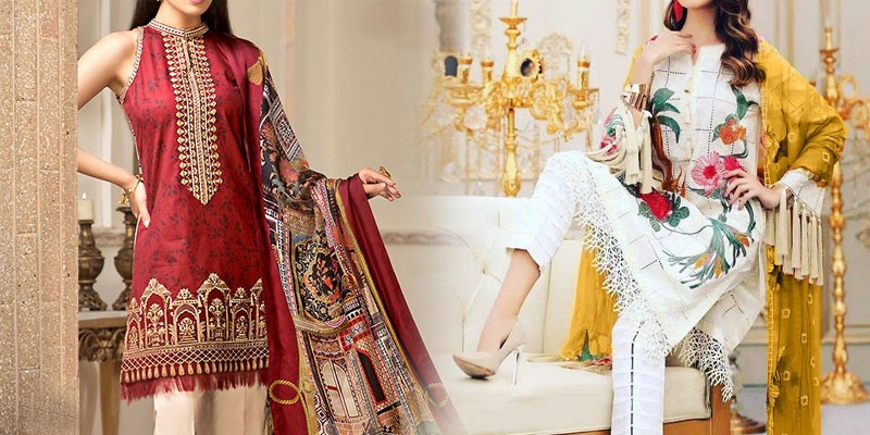 Revamp Your Look with Lawn Collection 2019