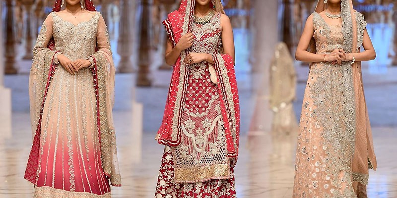 Zainab Chottani Bridal Collection 2020