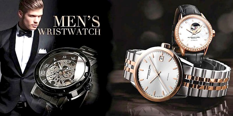 Top 5 Men's Watches Brands