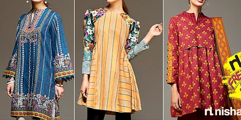 Nishat Linen Winter Collection 2019-20