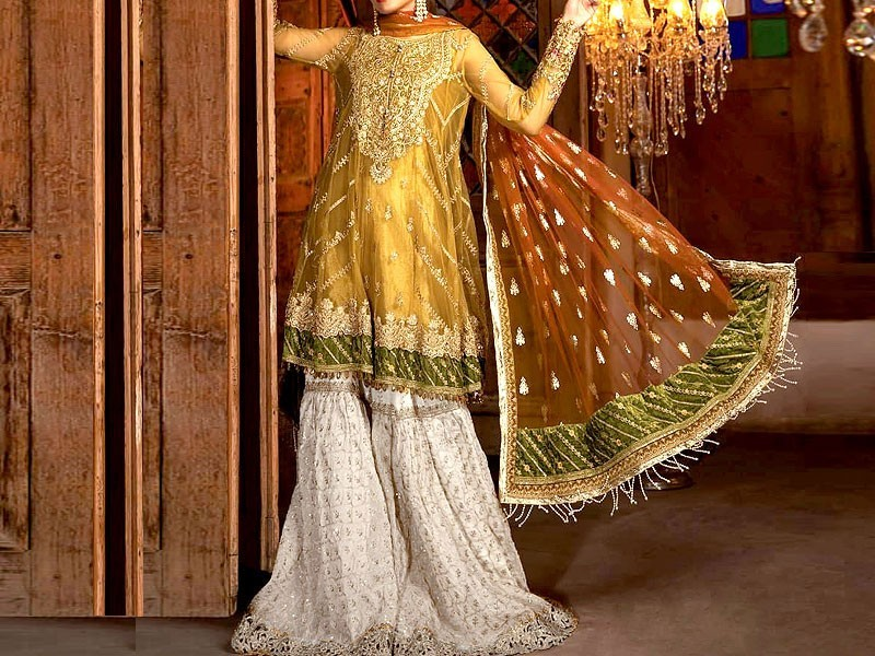 Trendy Pakistani Bridal Dresses Collection