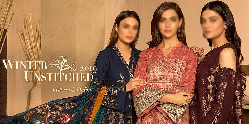 Latest Limelight Winter Collection 2019-20