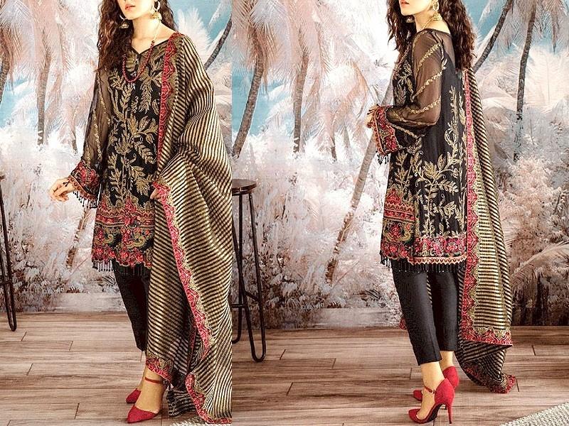 Latest Pakistani Wedding Party Dresses Collection 2020 Pakstyle Fashion Blog