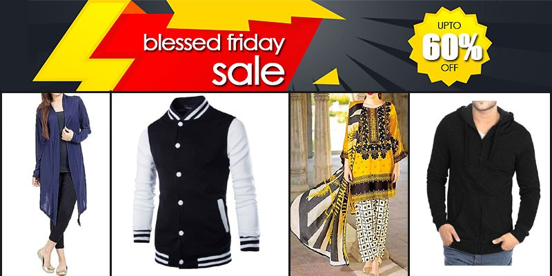 Best Clothing Black Friday Deals 2020 in Pakistan