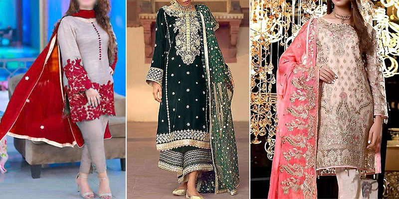 Best Pakistani Winter Wedding Dresses 2020