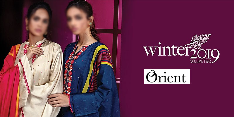 Orient Winter Collection 2020