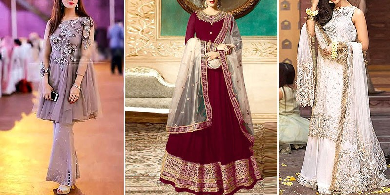 Best Bridal Barat Dresses Colour Combinations