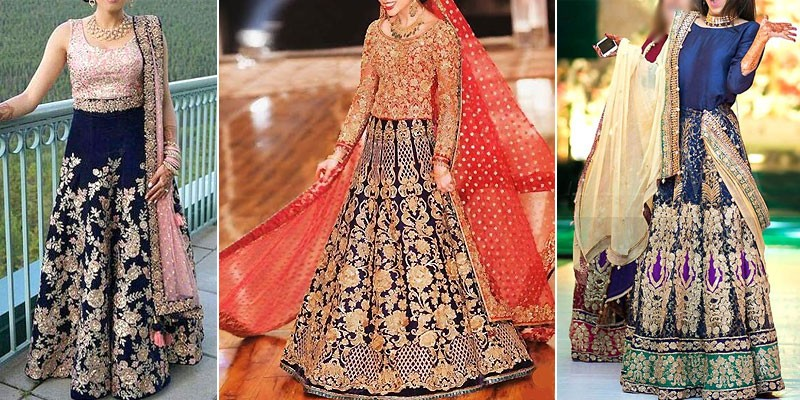 Best Pakistani Lehenga Designs 2020 for Wedding