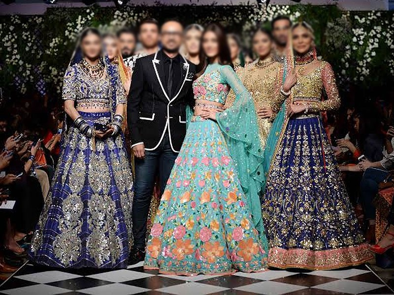 Bridal Couture Week 2019 in Pakistan