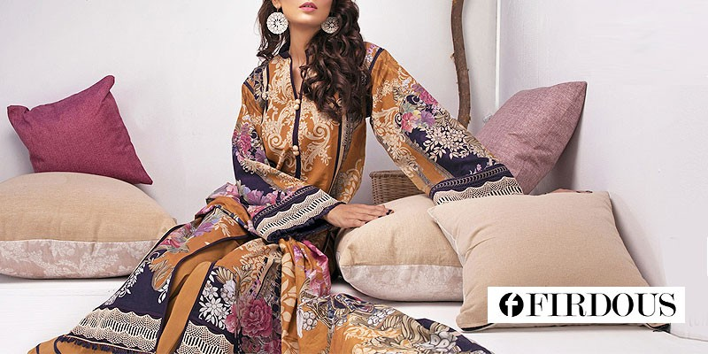 Firdous Summer Lawn Collection 2020