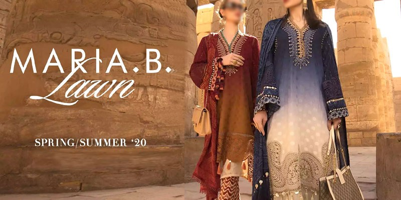Maria B Spring/Summer Lawn Collection 2020