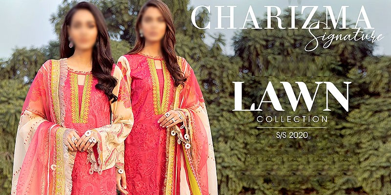 Charizma Spring/Summer Lawn Collection 2020
