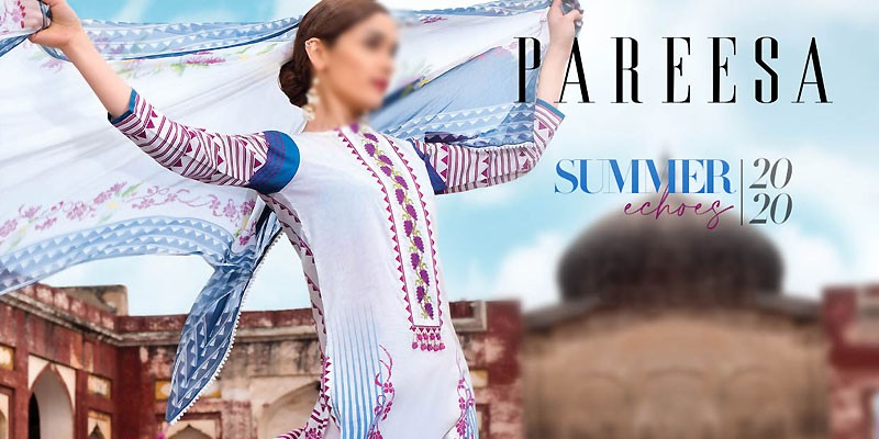 Pareesa by ChenOne Summer Collection 2020