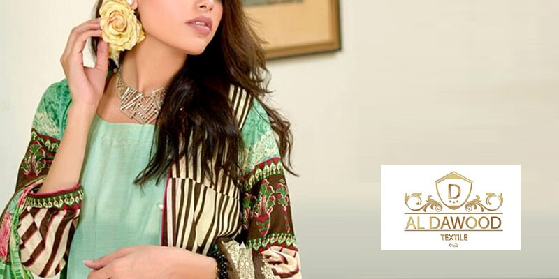 Al-Dawood 3 Star Printed Lawn Collection 2020