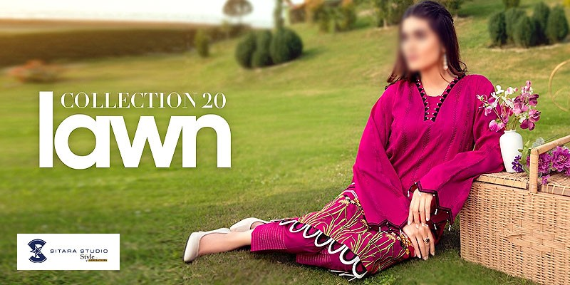 Sitara Studio Summer Lawn Collection 2020
