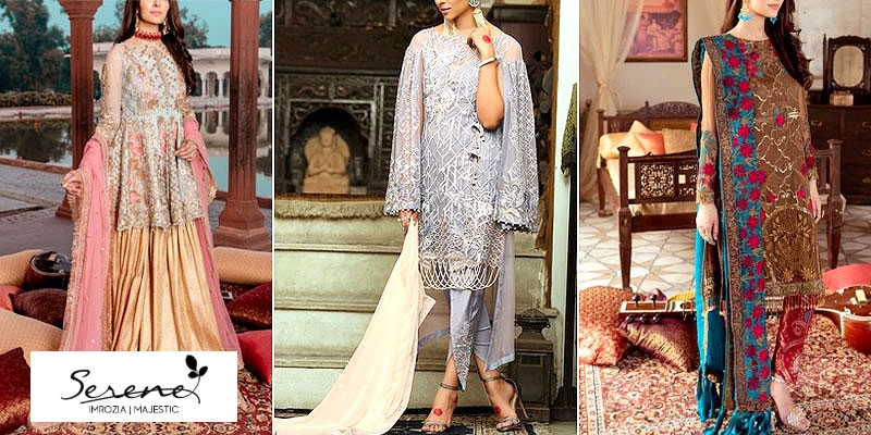 Majestic by Imrozia Wedding Collection 2020