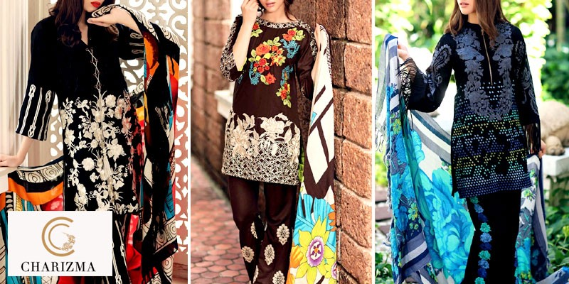 Charizma Fall/Winter Dresses Collection 2021