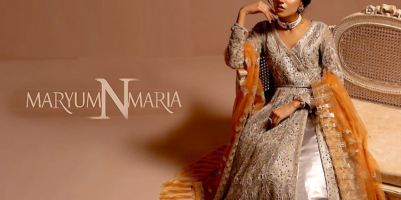 Maryum N Maria Chiffon and Wedding Collection 2021