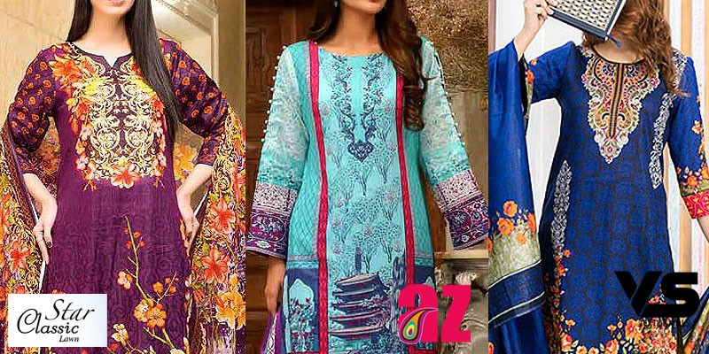 Best Printed Lawn Brands in Pakistan