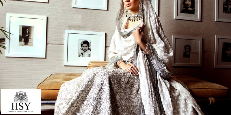 HSY Luxury Bridal Dresses Collection 2021