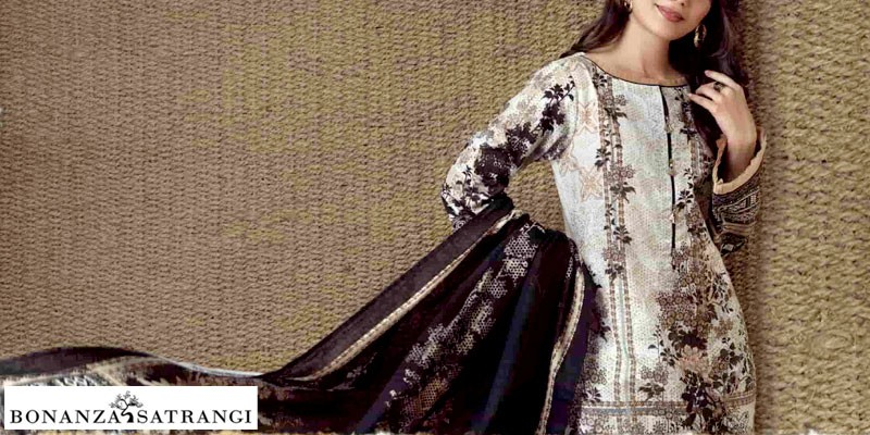 Bonanza Satrangi Winter Collection 2021