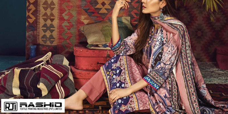 Rashid Textile Fall/Winter Collection 2021