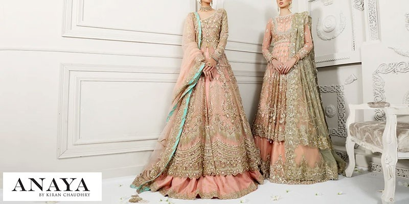 Anaya by Kiran Chaudhry Luxury Bridal Collection 2021