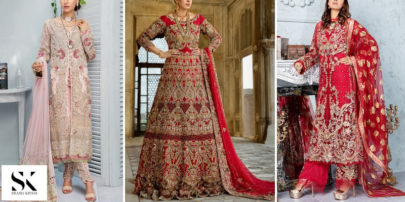 Shazia Kiyani Bridal & Luxury Formal Collection 2021