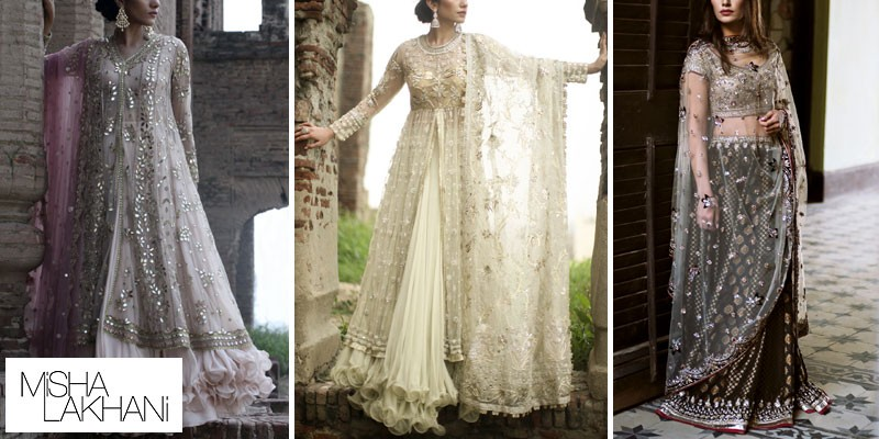 Misha Lakhani Bridal & Formal Wedding Collection 2021