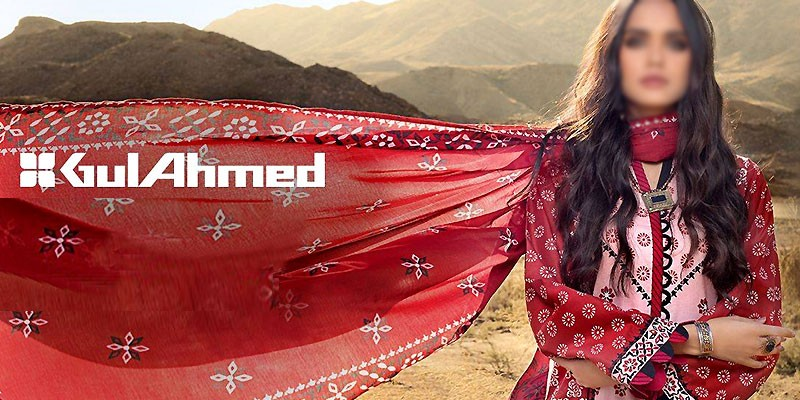 Gul Ahmed Summer Premium Lawn Collection 2021
