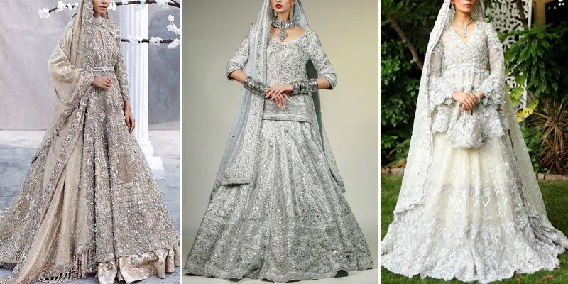 Bridal Walima Dresses Designs 2021 in Pakistan