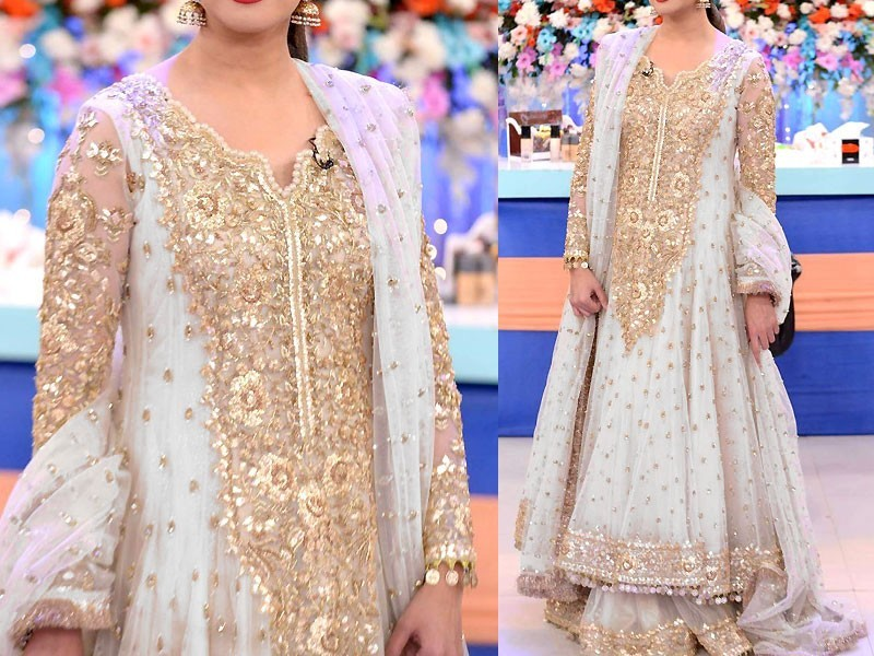 Best Bridal Dresses Color Combination 2018 in Pakistan