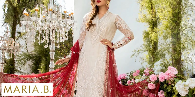 Latest Maria B Eid Collection 2021