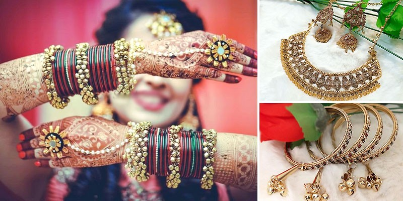 Artificial Bridal Jewelry 2021 in Pakistan