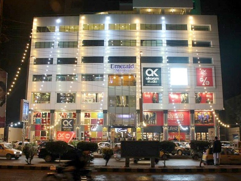 Top Shopping Malls or Places in Karachi