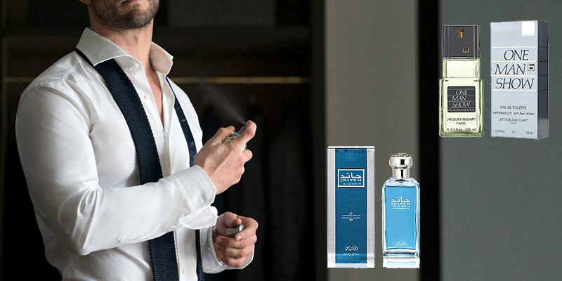 Top 5 Best Men's Perfumes in Pakistan