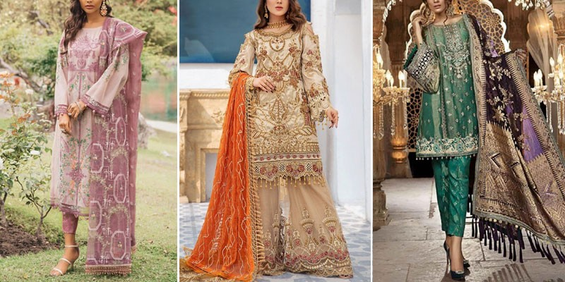 Masoori Party Wear & Wedding Dresses 2021 in Pakistan