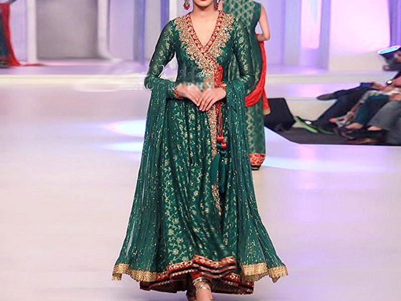 Popular Styles of Pakistani Bridal Dresses