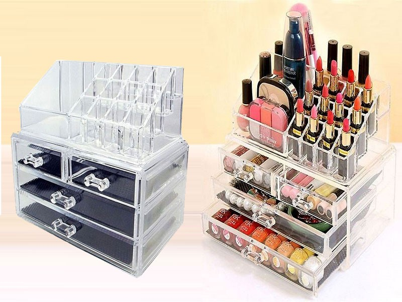 Best Tips and Ideas for Organizing Makeup