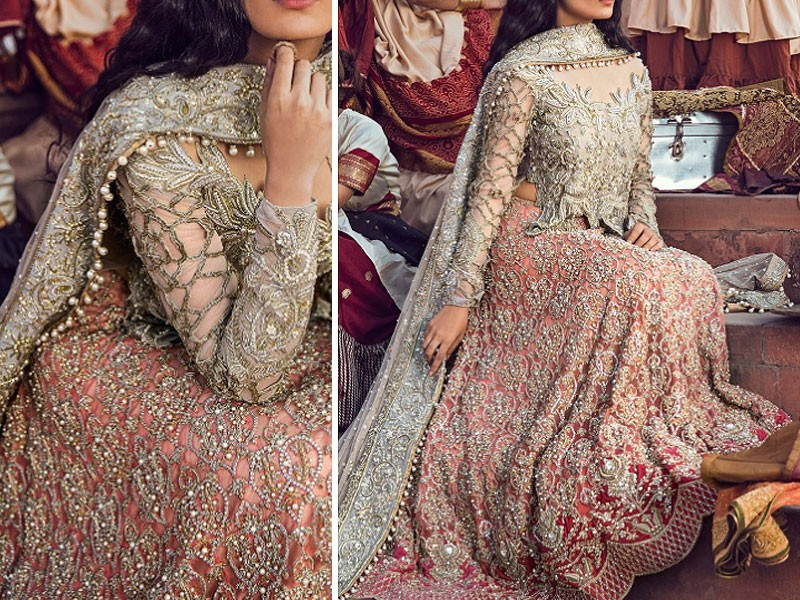 Tabassum Mughal Luxury Bridal Collection 2018