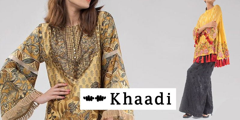 Khaadi Khaas Casual Wear Dresses for 2019-20