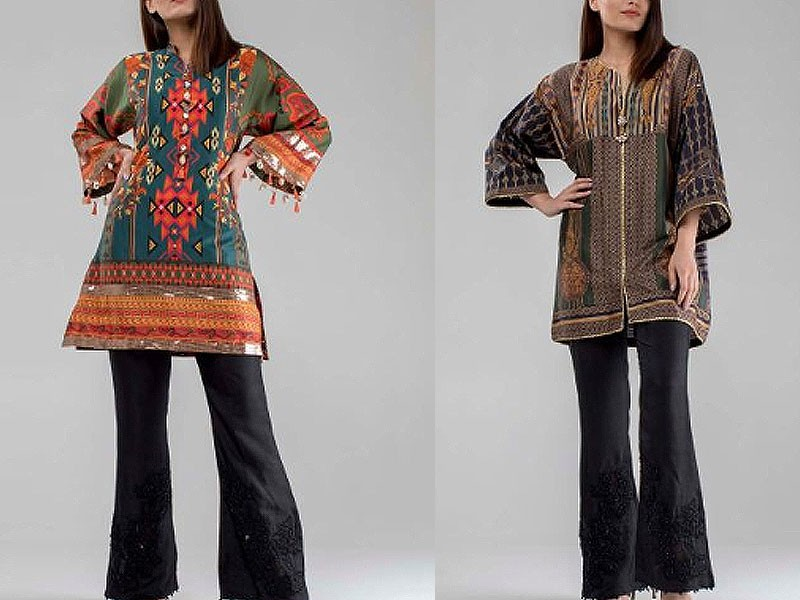 Khaadi Khaas Casual Wear Dresses for 2018