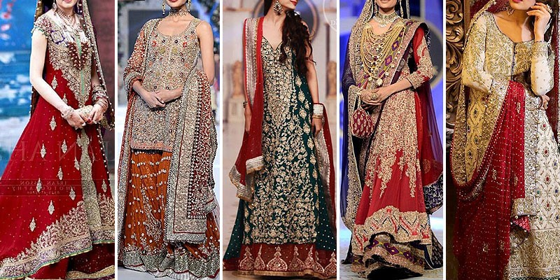 Top Bridal Wear Designers in Pakistan