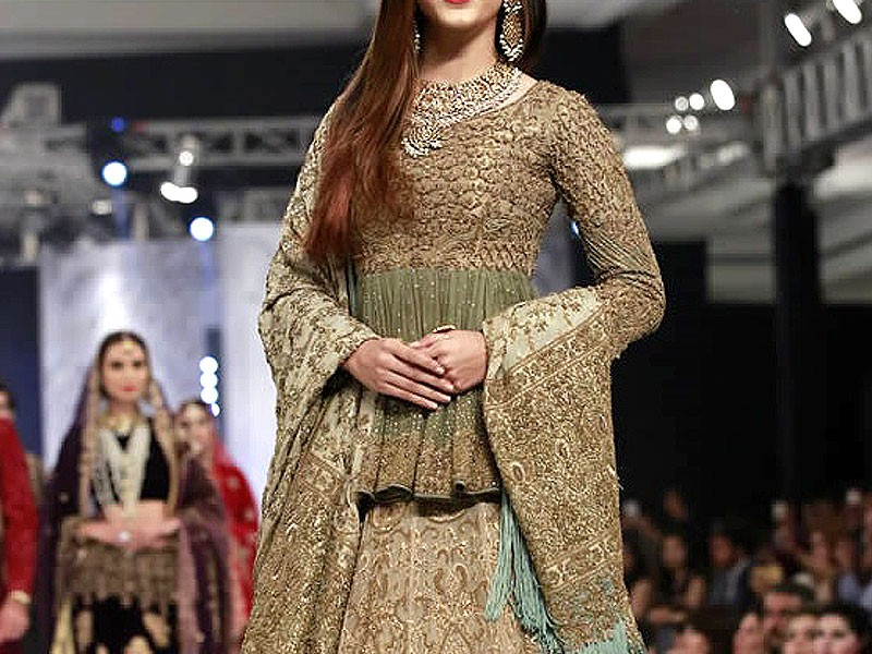 Pakistani Wedding Designer Dresses