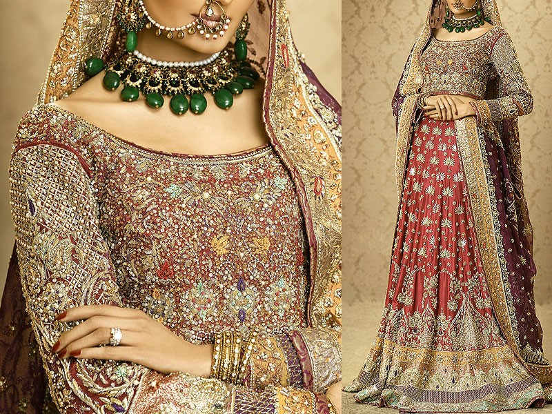 Top 5 Bridal Wear Designers in Pakistan